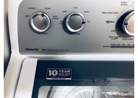New Maytag washer/ dryer